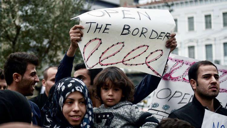 خلافات حادة بين دول أوروبا حول تقاسم اللاجئين
