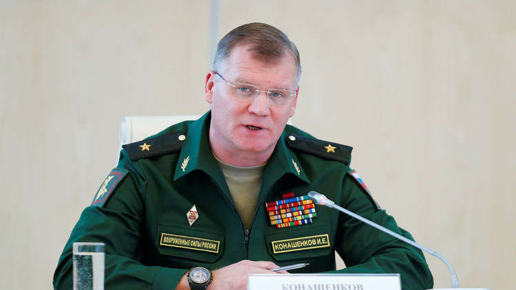 الدفاع الروسية: لم يعد هناك أي ذريعة لوجود القوات الأمريكية في سوريا