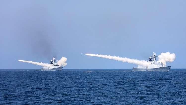 مناورات عسكرية صينية قرب سواحل كوريا الشمالية