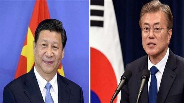 مون: تسلح بيونغ يانغ النووي والصاروخي يضر العالم بأسره!