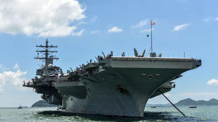 واشنطن تحشد قوتها ضد كوريا الشمالية أم ضد الصين؟