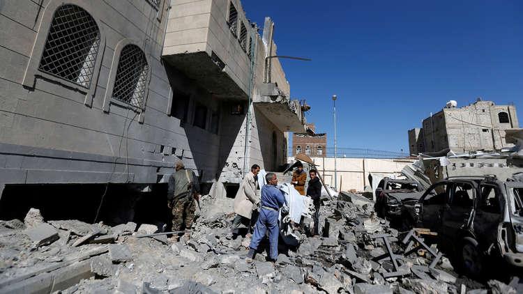 مقتل 28 حوثيا بغارات للتحالف غربي اليمن
