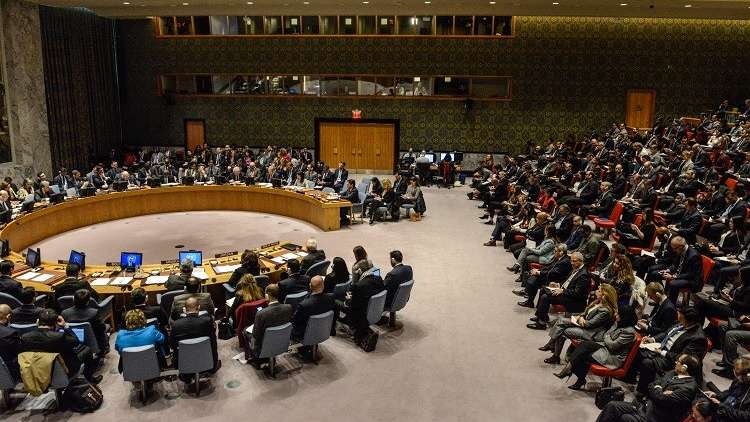 مصادر: مجلس الأمن قد ينظر في مشروع قرار حول القدس الاثنين