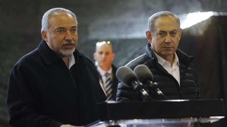 ليبرمان يحذر من قلب نظام الحكم في إسرائيل