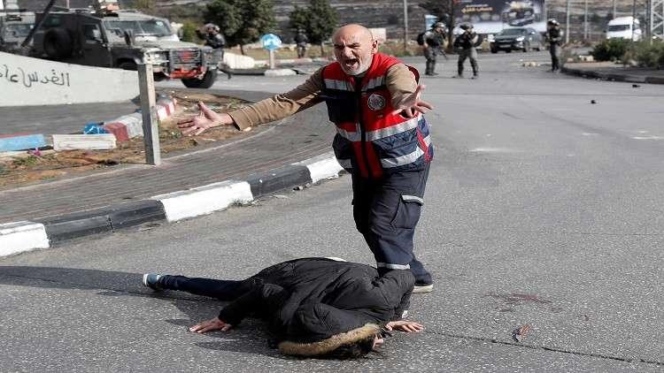 مقتل 4 فلسطينيين بمواجهات مع الجيش الإسرائيلي في