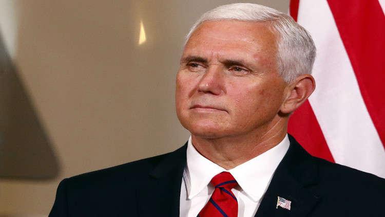 نائب الرئيس الأمريكي يزور مصر وإسرائيل.. وفلسطين لن تستقبله