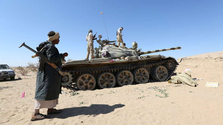 قوات هادي تسيطر على أحد آخر معاقل الحوثيين جنوب اليمن