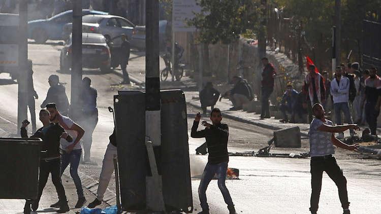بعد يوم دامٍ.. تجدد الاشتباكات بين فلسطينيين وقوات إسرائيلية في القدس والضفة والغربية وقطاع غزة