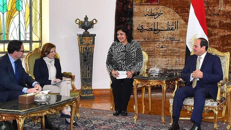 مصر وفرنسا تتجهان لتعزيز التعاون العسكري بينهما