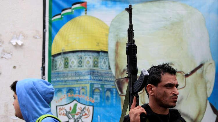 فتح تدعو الفلسطينيين إلى تظاهرات عارمة ضد زيارة نائب الرئيس الأمريكي للقدس
