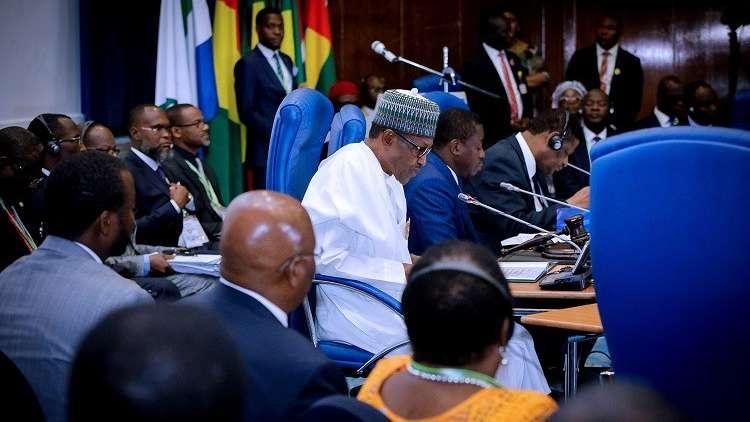 دول غرب إفريقيا تعرب عن قلقها من انتشار جماعات إرهابية في المنطقة