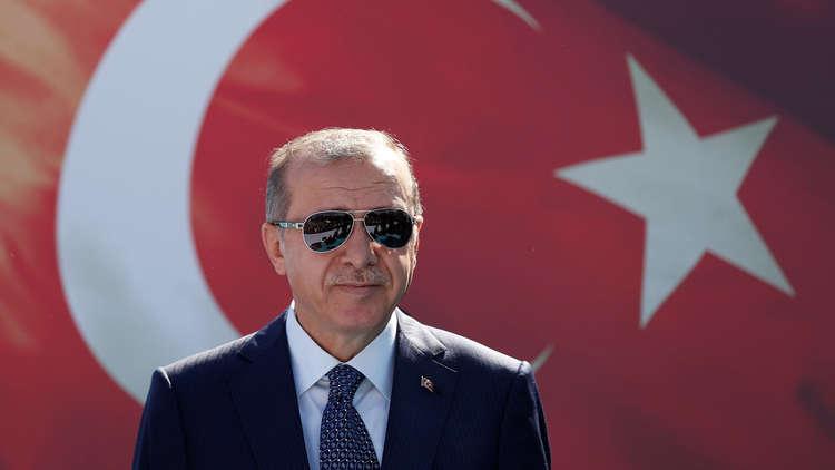 أردوغان يتعهد بتطهير شمال سوريا من