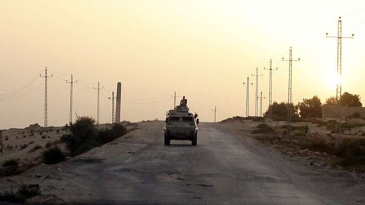 اليوم السابع: مسلحو داعش في سوريا يتدفقون إلى سيناء عبر الأردن