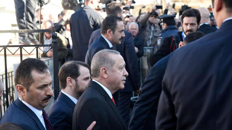 مصادر أمنية تكشف عن إحباط خطة لاغتيال أردوغان في أثينا