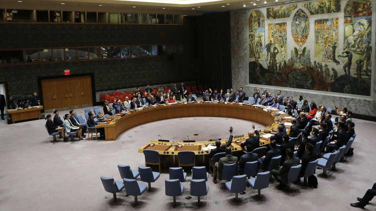 دبلوماسيون: مجلس الأمن يصوت الاثنين على مشروع قرار يدعو لإلغاء قرار واشنطن بشأن القدس