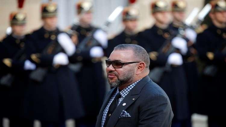 صحيفة: 4 طائرات عسكرية نقلت أمتعة شخصية لملك المغرب إلى فرنسا