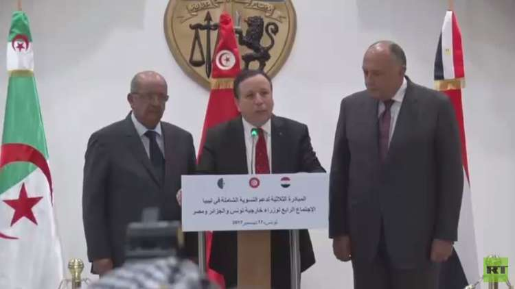 دول جوار ليبيا تؤكد دعم اتفاق الصخيرات