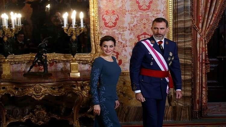 ملك إسبانيا إلى المغرب عرفانا بالجميل لمحمد السادس