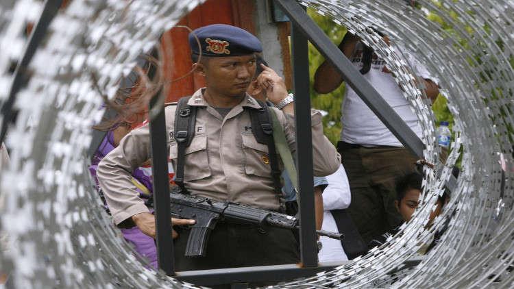 القبض على سجينين أمريكيين فرا من سجن إندونيسي
