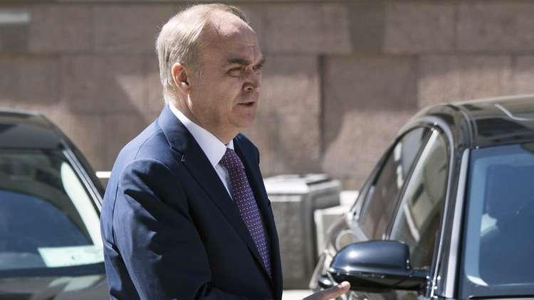 السفير الروسي في واشنطن: اتصالات بوتين وترامب ضرورية للأمن العالمي