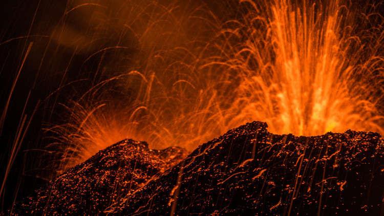 مدينة أمريكية تجلس فوق قنبلة بركانية