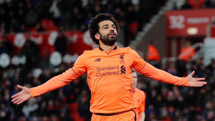 الفرعون صلاح على رأس قائمة أفضل لاعب أفريقي عام 2017