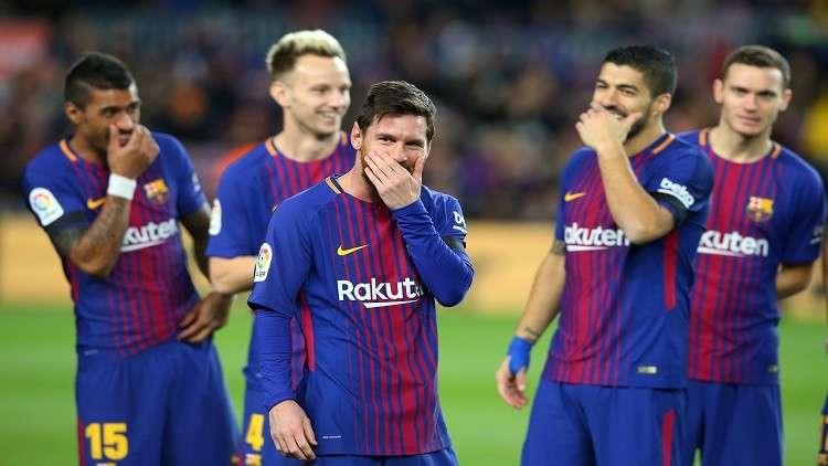 برشلونة لن يحقق حلم رونالدو
