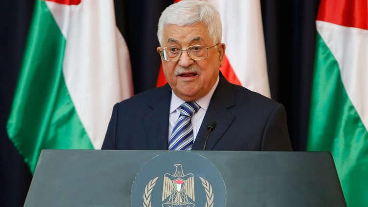 عباس: الولايات المتحدة تتبنى العمل الصهيوني وسنتوجه للحصول على العضوية الكاملة في الأمم المتحدة