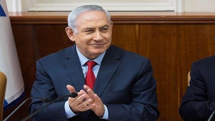 نتنياهو يشكر واشنطن على استخدام حق النقض ضد مشروع القرار المصري بشأن القدس