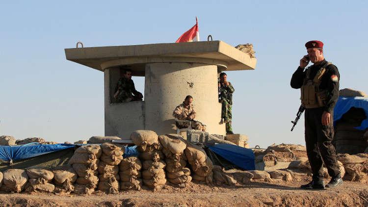 كردستان تتحدث عن استعداد القوات العراقية لهجوم جديد وبغداد تنفي