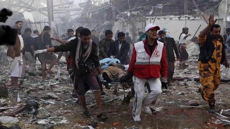 الأمم المتحدة: مقتل 136 مدنيا جراء غارات التحالف في اليمن في 13 يوما