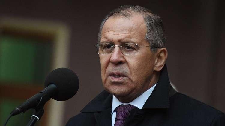 لافروف يؤكد بذل روسيا كل جهد لإعادة وضع القدس إلى الطريق البناء