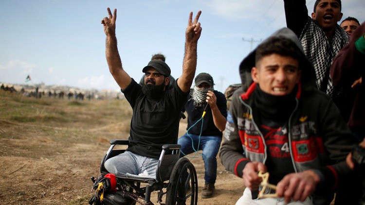 الأمم المتحدة تندد بإسرائيل بعد قتل جنودها الفلسطيني القعيد إبراهيم أبو ثريا