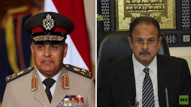 الجيش المصري: وزيرا الدفاع والداخلية بخير بعد هجوم العريش