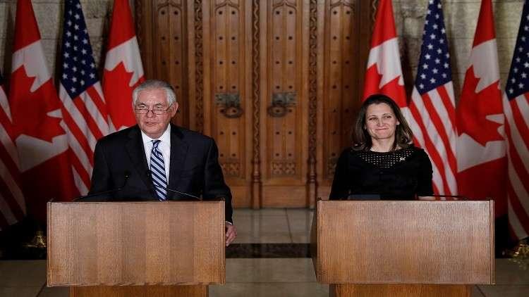 الضغط على كوريا الشمالية محور اجتماع مرتقب في فانكوفر