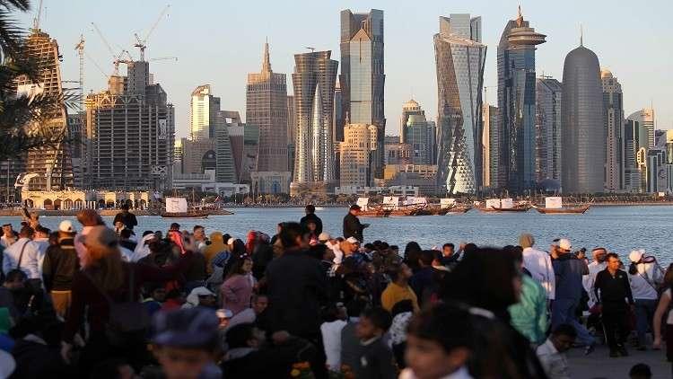 قطر تستفيد من المقاطعة الخليجية