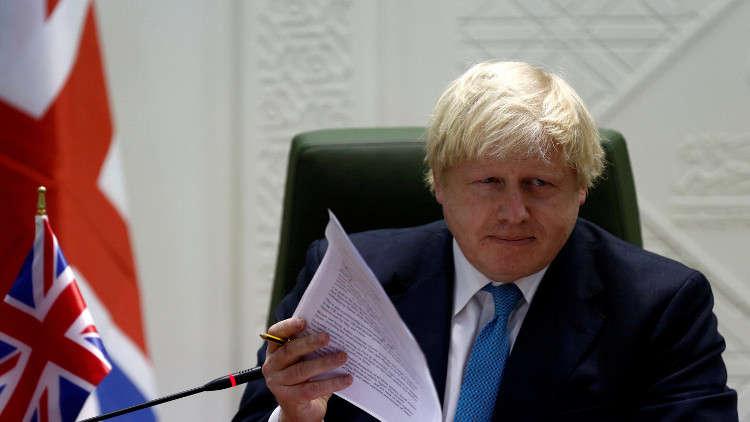 جونسون يحدد نقاط التوافق والخلاف مع روسيا