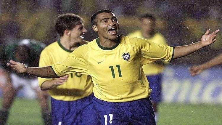 روماريو يعلن ترشحه لرئاسة الاتحاد البرازيلي لكرة القدم