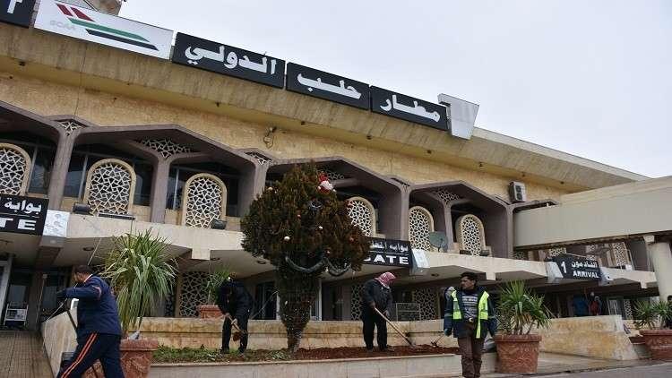 سوريا تؤهل مطاري حلب وحميميم وتبني مطارا جديدا في دمشق