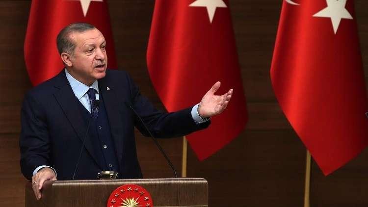 أردوغان لعبد الله بن زايد: أين كان جدك حين كان فخر الدين باشا يدافع عن المدينة المنورة؟