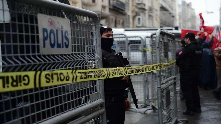 إجراءات أمنية مشددة وإلغاء الاحتفالات بأعياد رأس السنة في اسطنبول