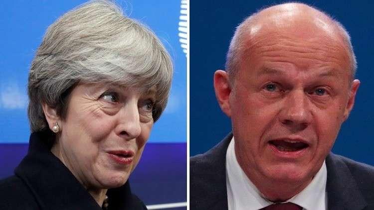 مواد إباحية تطيح بنائب رئيسة وزراء بريطانيا