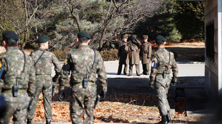 هروب جندي كوري شمالي آخر إلى كوريا الجنوبية