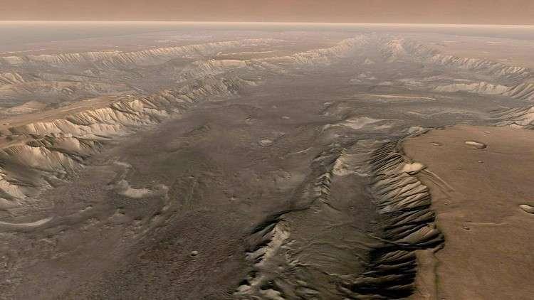 العلماء يفسرون سبب عدم وجود حياة على المريخ
