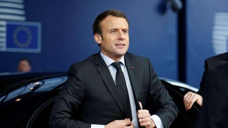 الرئيس الفرنسي يحتفل بعيد ميلاده الأربعين