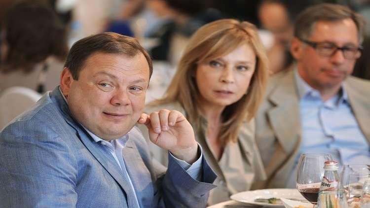 روسي يفوز بلقب رجل أعمال العام 2017