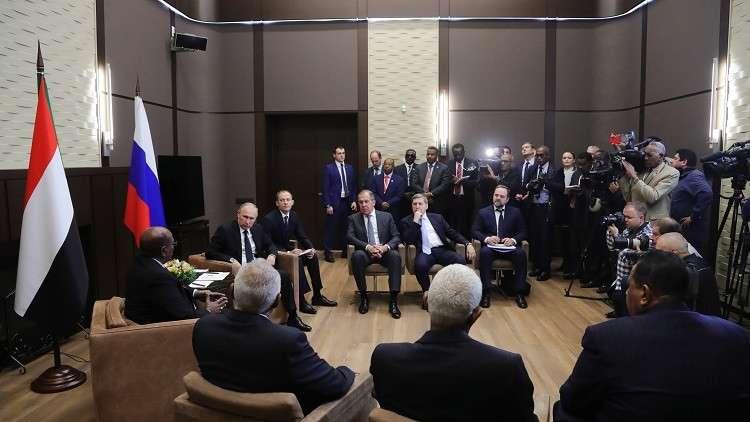 برلماني روسي: لا قرار بشأن قاعدة روسية في السودان