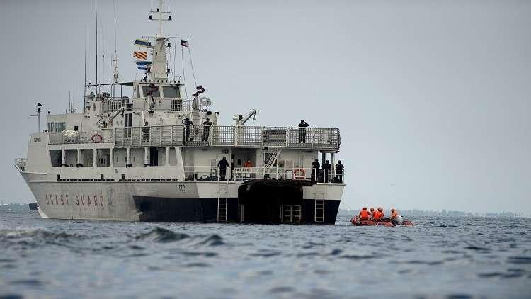 إنقاذ 240 شخصا إثر غرق عبارة قبالة الفلبين