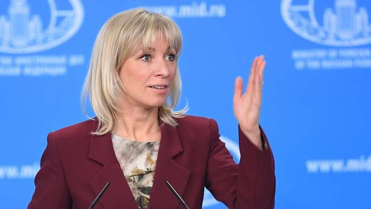 الخارجية الروسية: واشنطن تدفع نحو إراقة الدماء في أوكرانيا