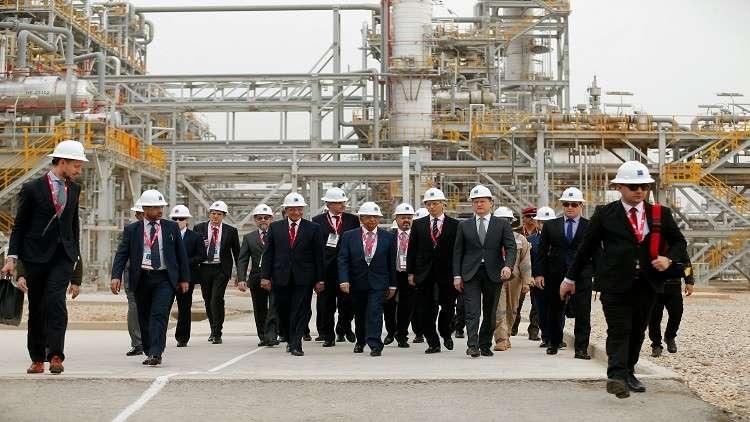 العراق يطور حقل نفط بعد انسحاب شركة عالمية منه